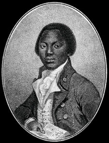 Olaudah Equiano otherwise known as Gustavus Vassa